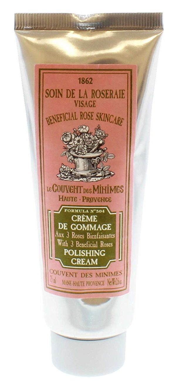 Le Couvent des Minimes Beneficial Rose Skincare Polishing Cream 75m