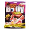 Halloween Murder Motel Body Parts PZ27