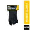 Bloc Heavy Duty rubber gloves