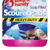 Soap Filled Scourer Pads 12pk