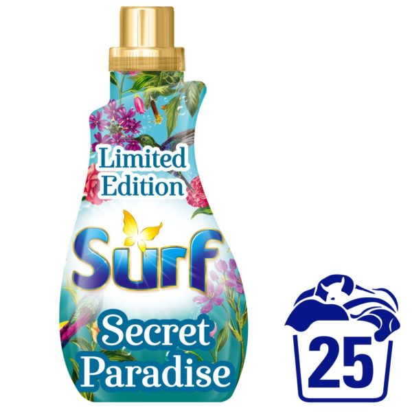 Surf Secret Paradise Limited Edition Washing Liquid 875ml