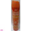 shake to wake shower bomb invigorating spicy orange luxury shower foam 200ml