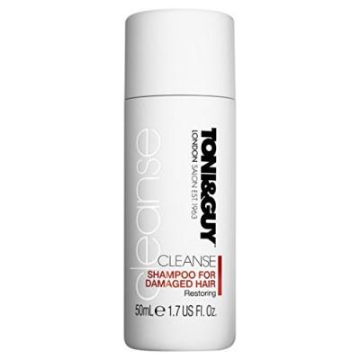 Toni & Guy 50ml Shampoo For Damaged Hair (Travel Size)