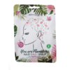 Derma v10 Hair Sheet Mask with Marula Oil
