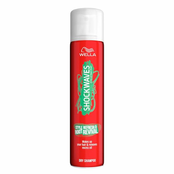 Shockwave Style Refresh and Root Revival Dry Shampoo, 65 ml