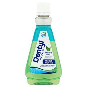 Dentyl smooth mint mouthwash 100ml