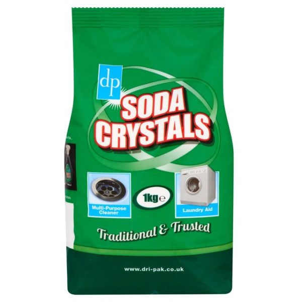 Dri Pak Fine Soda Crystals 1kg