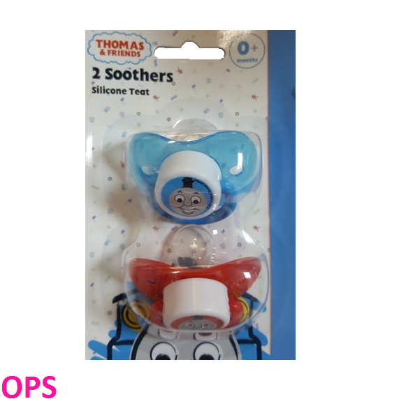 Thomas & Friends 2 Soothers