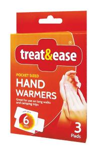 Treat and Ease Hand Warmers 3PK