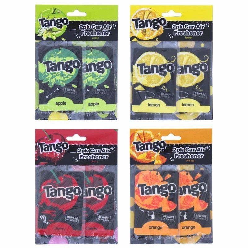Tango 2pk Car Air Freshener