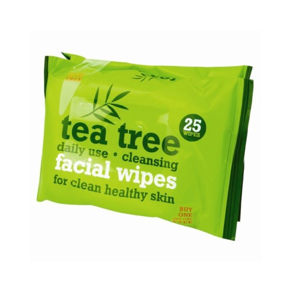 Tea Tree Daily Use Cleansing Facial Wipes
