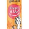 Schwarzkopf Got2b Fresh It Up Dry Shampoo Texture 250ml