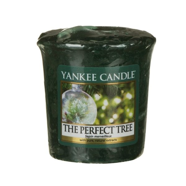 Yankee Candle The Perfect Tree Sampler Votive Candle