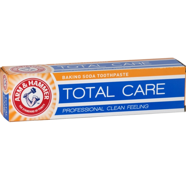 Arm & Hammer Total Care Toothpaste 125g
