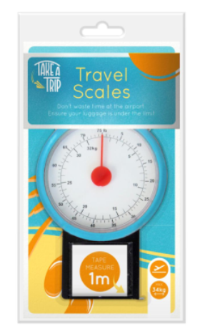 Travel Scales