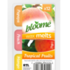 Bloome 12 Wax Melts Tropical Fruits 84g