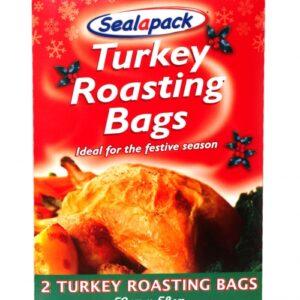Turkey Roasting Bags Pack 2