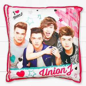 Union J speaker Cushion