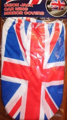 Union Jack Wing Mirror Covers