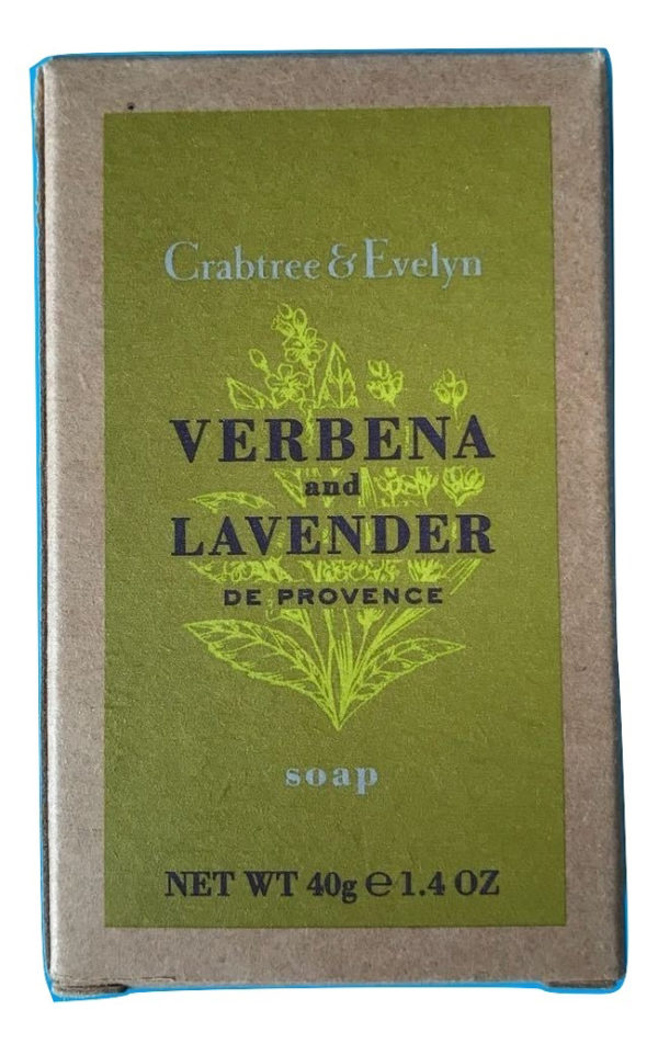 Crabtree & Evelyn Verbena & Lavender Soap 40g