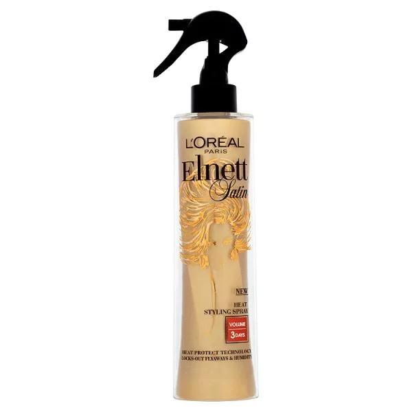 L'Oreal Elnett Heat Protect Hairspray Volume 170ml