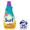 Surf Liquid Detergent Wild Flowers & Morning Dew 25 Washes 875ml