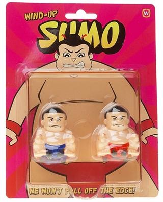 Wind up sumo