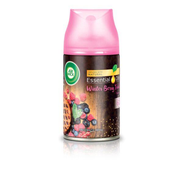 Air Wick Winter Berries Fragrance Freshmatic Refill 250ml