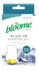 Bloome Plug-In Scented Oil Winter Forest 20ml