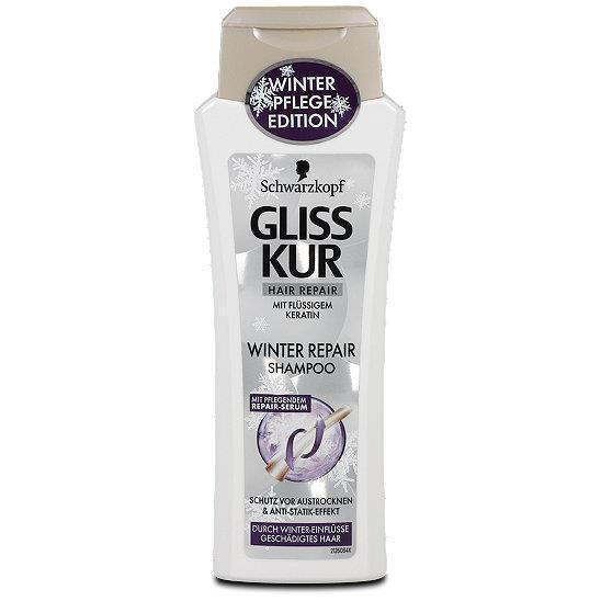 Schwarzkopf Gliss Kur Hair Repair Winter Repair Shampoo 250ml