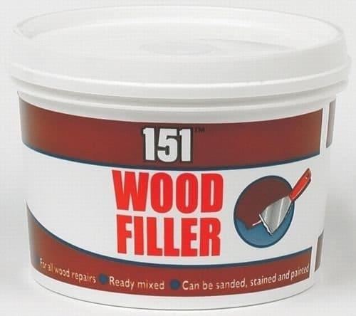 151 Wood Filler 600g