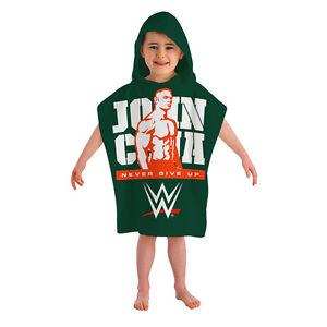WWE HOODED PONCHO