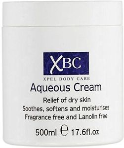 XBC Xpel Body Care Aqueous Cream 500ml