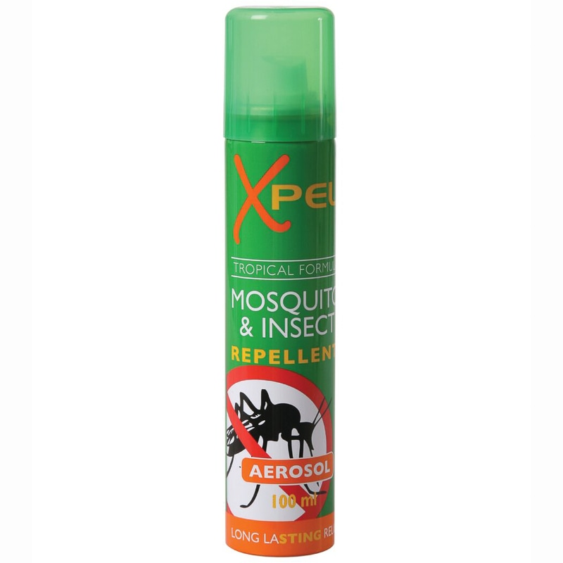 Xpel Mosquito & Insect Repellent Aerosol 100ml