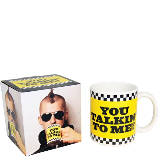 You Talkin' To Me? Mug