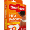 TREAT & EASE HEAT PATCHES