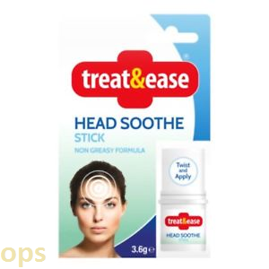 TREATE AND EASE HEAD SOOTHE