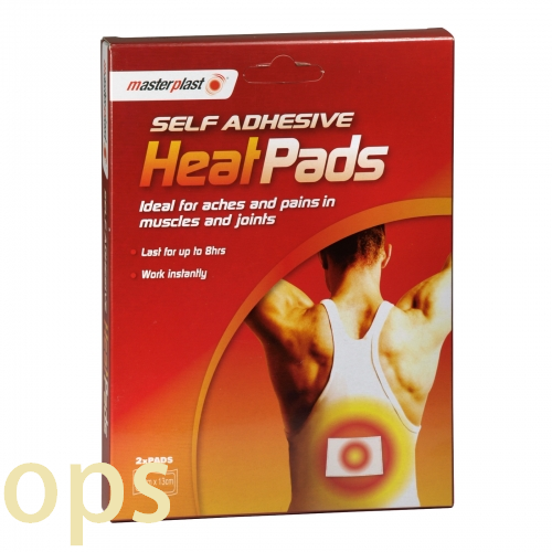 masterplast self adhesive heat pads