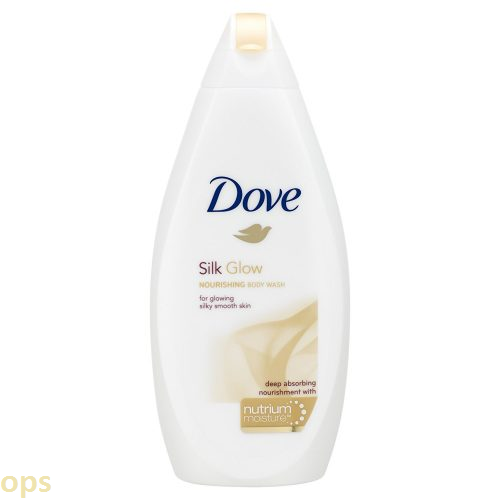 Dove Silk Glow Nourishing Body Wash 250ml