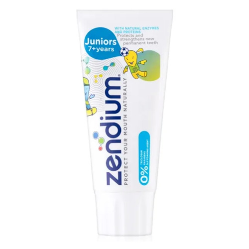 Zendium Junior 7 Plus Toothpaste 75ml